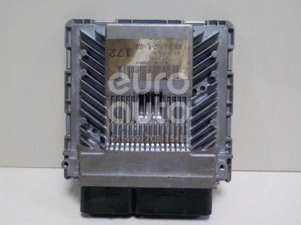 Купить Блок управления двигателем Audi A6 [C6, 4F] 2004-2011; (4F0910552P)