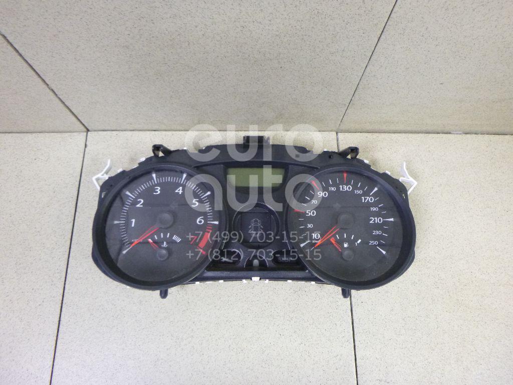 Купить Панель приборов Renault Megane II 2003-2009; (8200793124)