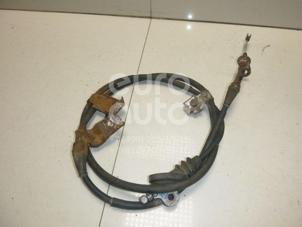 Купить Трос стояночного тормоза правый Nissan Teana J32 2008-2013; (36530JN20B)