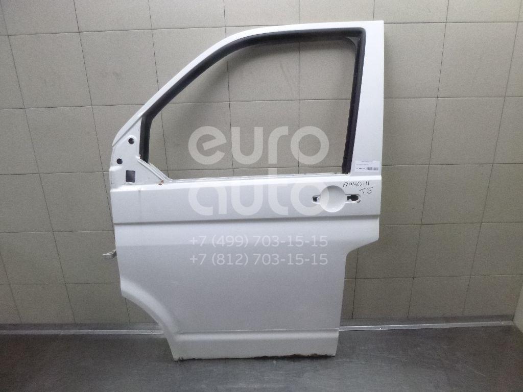Купить Дверь передняя левая VW Transporter T5 2003-2015; (7H0831055F)