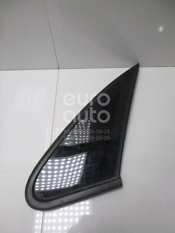 Купить Стекло кузовное глухое правое Daewoo Gentra II 2013-2015; (96617456)
