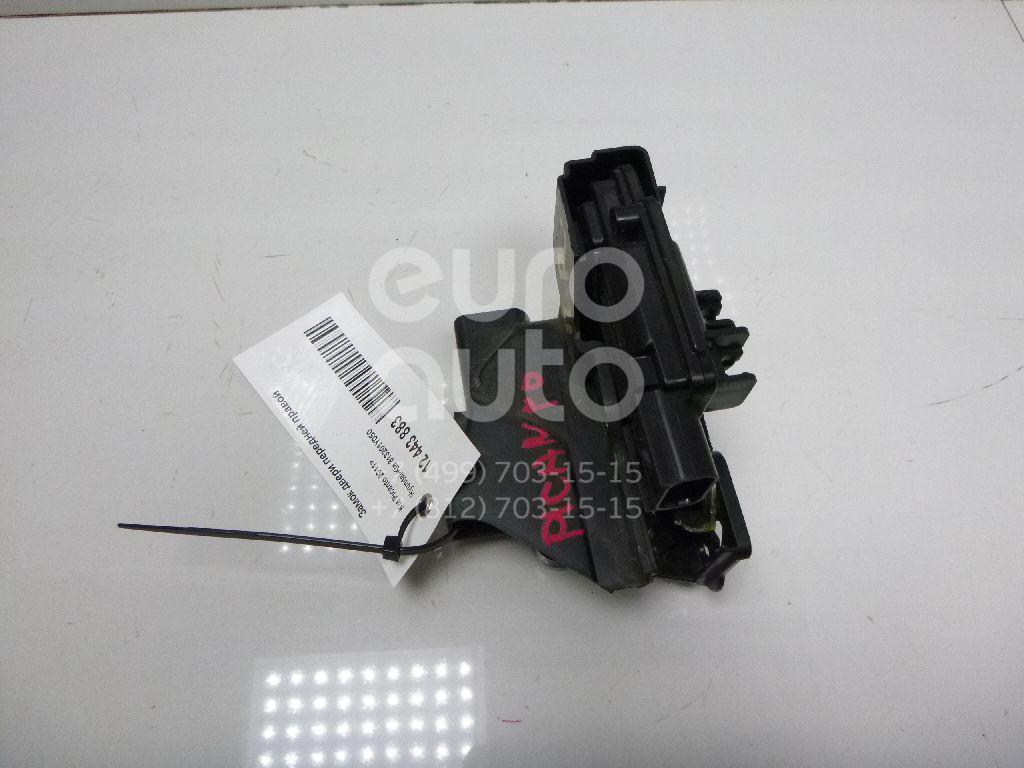 Купить Замок двери передней правой Kia Picanto 2011-; (813201Y050)