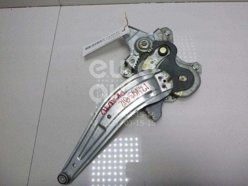 Купить Стеклоподъемник электр. задний левый Kia Picanto 2011-; (834011Y010)
