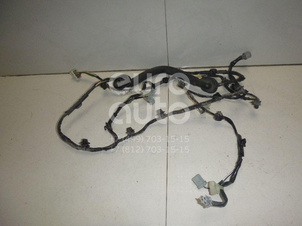 Купить Проводка (коса) Mitsubishi Lancer (CX, CY) 2007-; (8512A330)