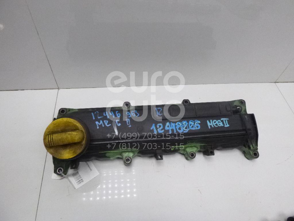 Купить Крышка головки блока (клапанная) Renault Megane II 2003-2009; (8200379908)