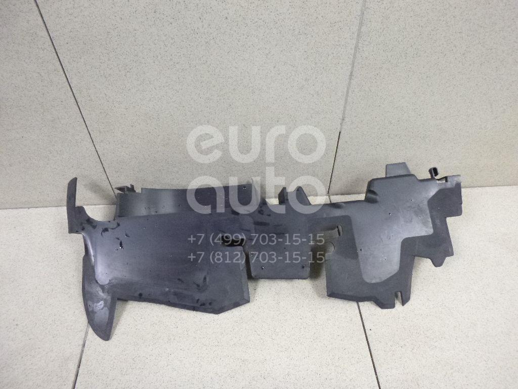 Купить Воздуховод радиатора левый Peugeot 607 2000-2010; (7104H7)