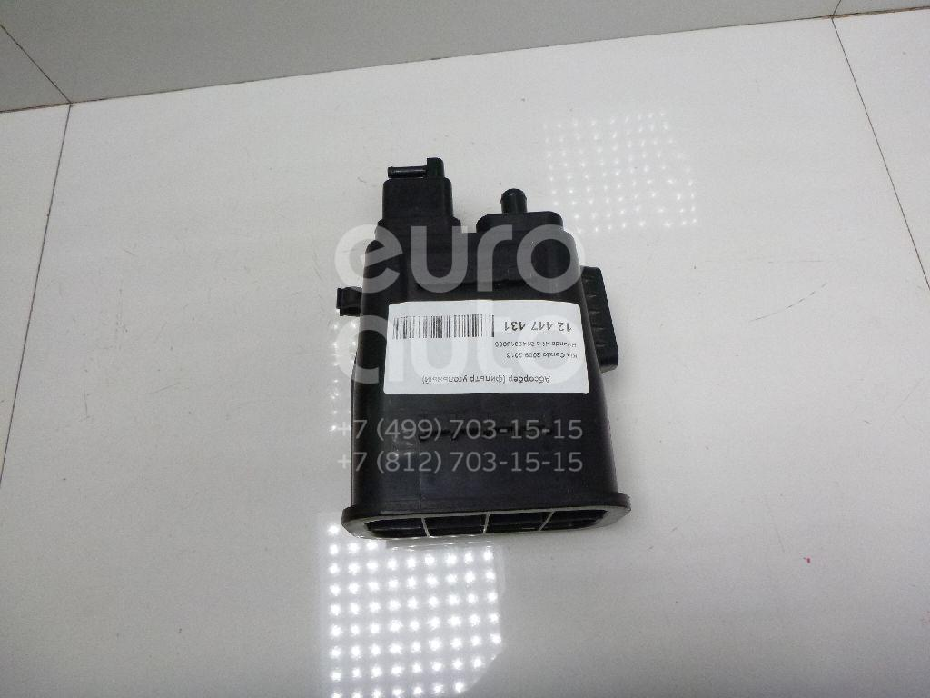 Купить Абсорбер (фильтр угольный) Kia Cerato 2009-2013; (314201J000)