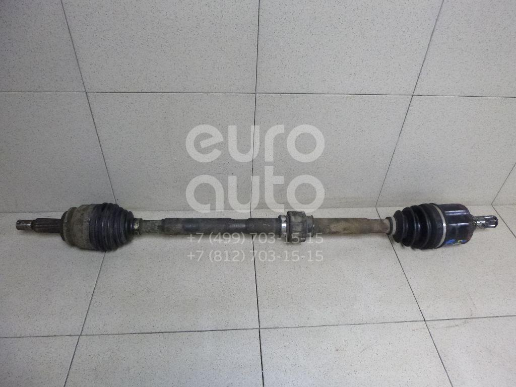 Купить Полуось передняя правая Citroen C-Crosser 2008-2013; (1606291380)