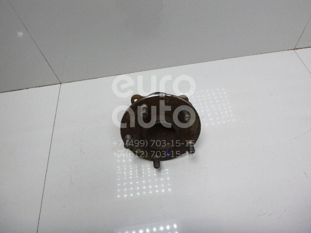 Купить Ступица задняя Suzuki SX4 2006-2013; (4340280J02)