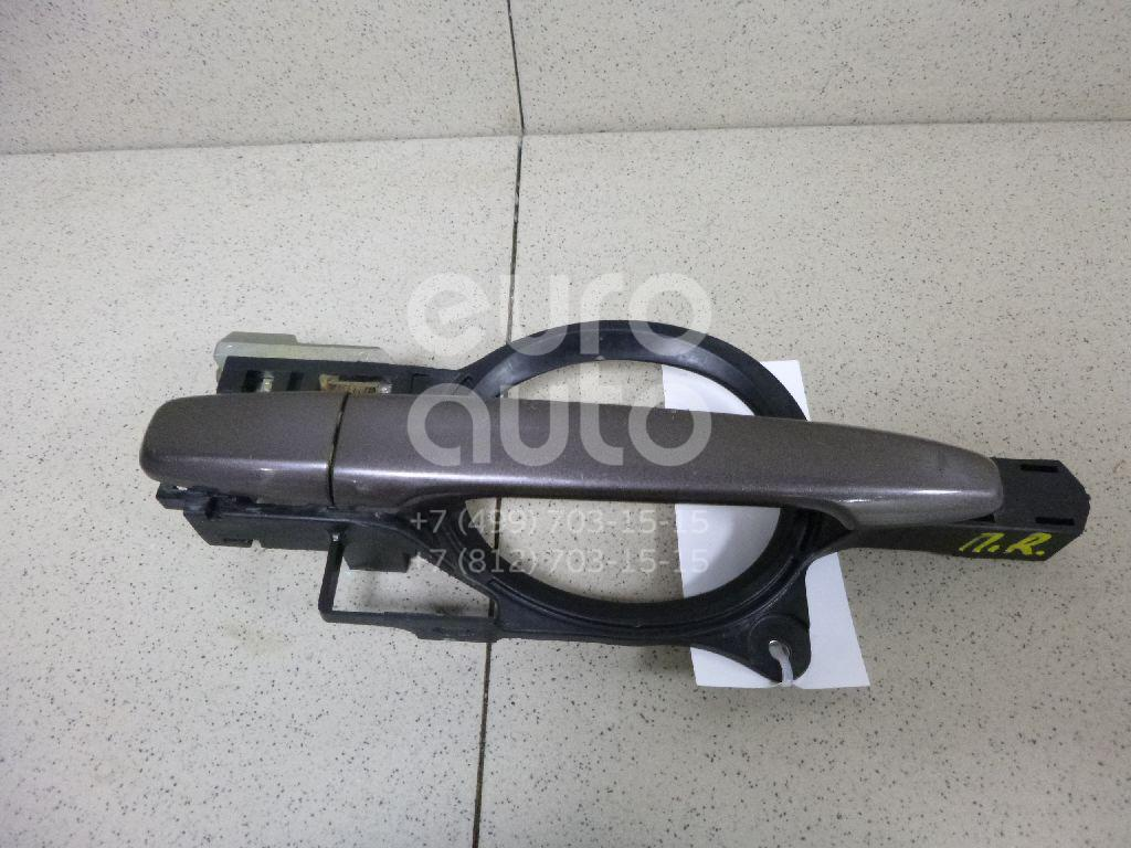 Купить Ручка двери наружная правая Citroen C-Crosser 2008-2013; (9101FQ)