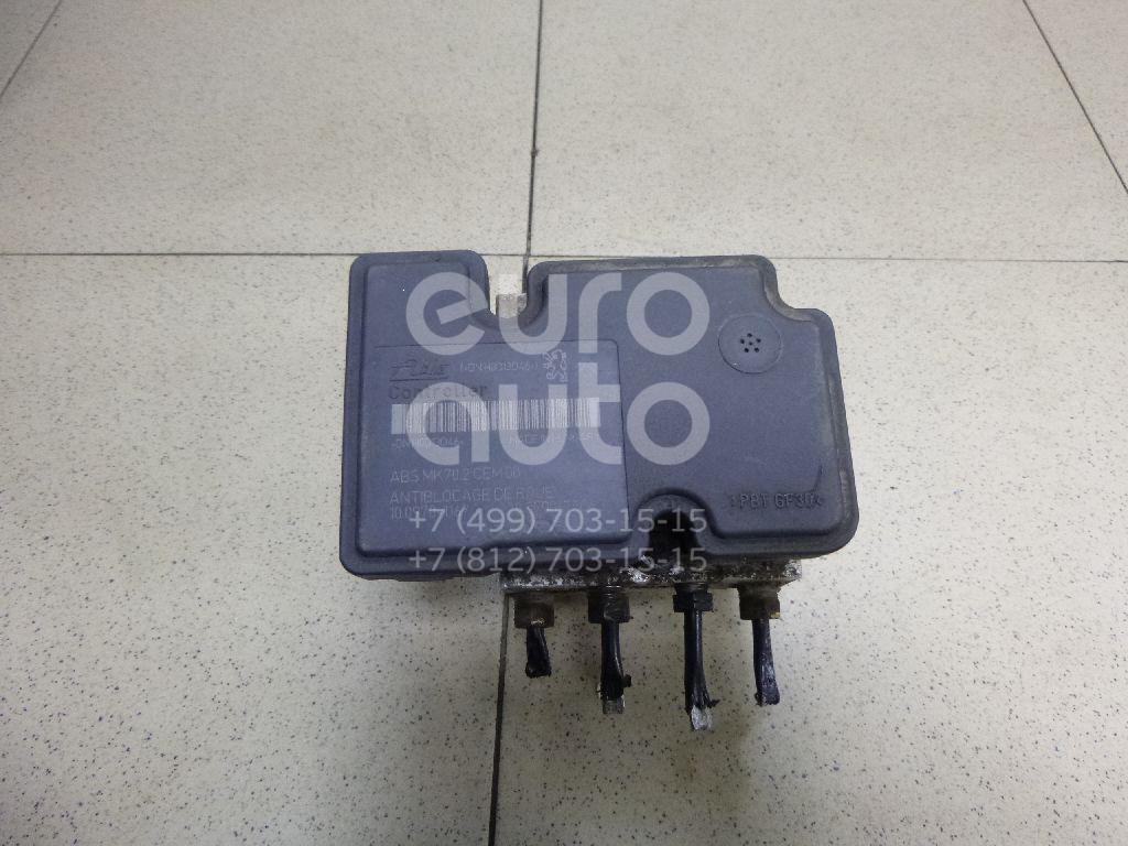 Купить Блок ABS (насос) Citroen C3 2009-2016; (4541KA)