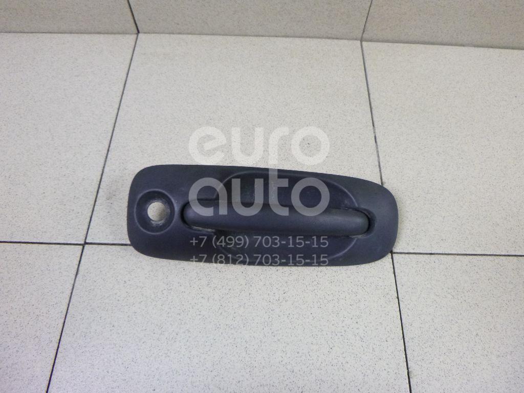 Купить Ручка двери передней наружная правая Chrysler Voyager/Caravan (RG/RS) 2000-2008; (04717512AC)