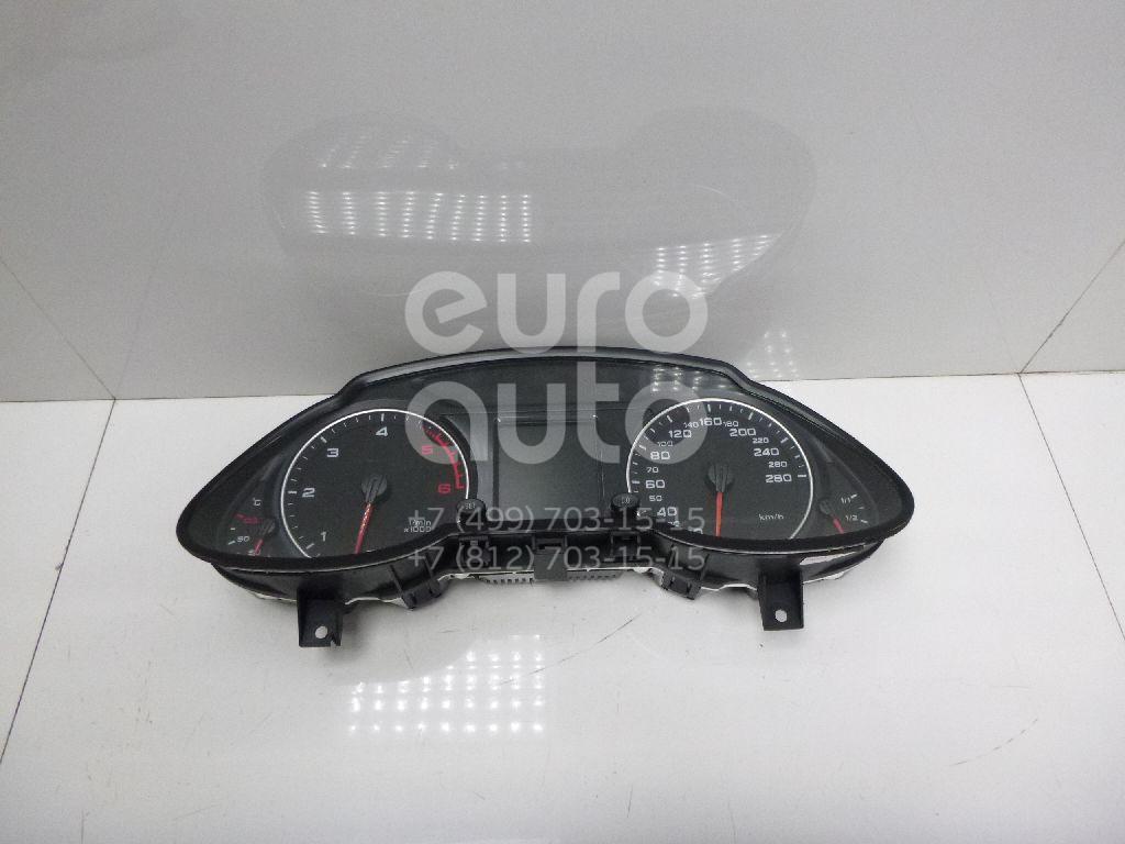 Купить Панель приборов Audi Q5 [8R] 2008-2017; (8R0920930D)