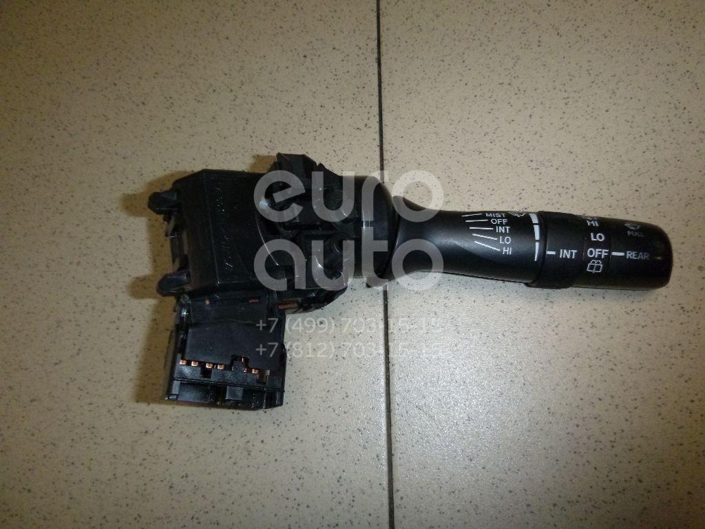 Купить Переключатель стеклоочистителей Toyota Auris (E15) 2006-2012; (8465202410)