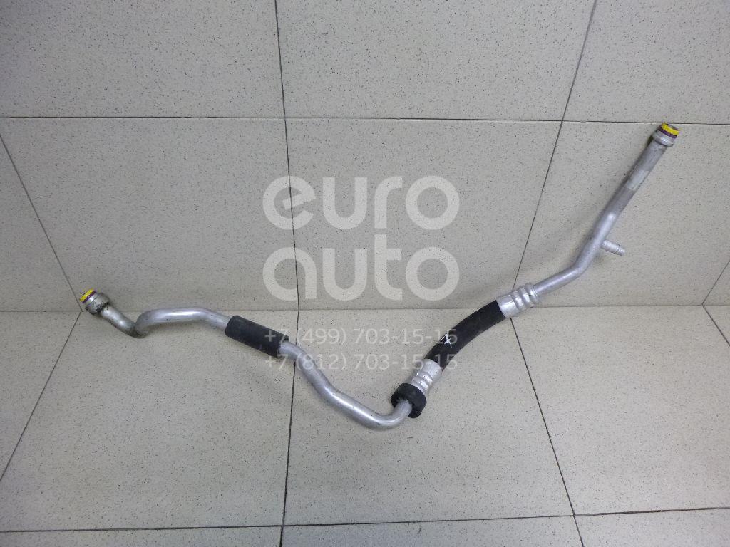 Купить Трубка кондиционера Audi A4 [B7] 2005-2007; (8E1260740E)