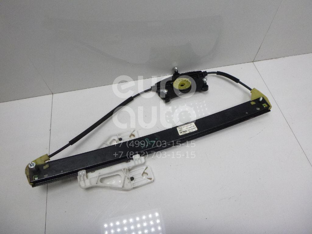 Купить Стеклоподъемник электр. задний правый Audi Q5 [8R] 2008-2017; (8R0839462D)