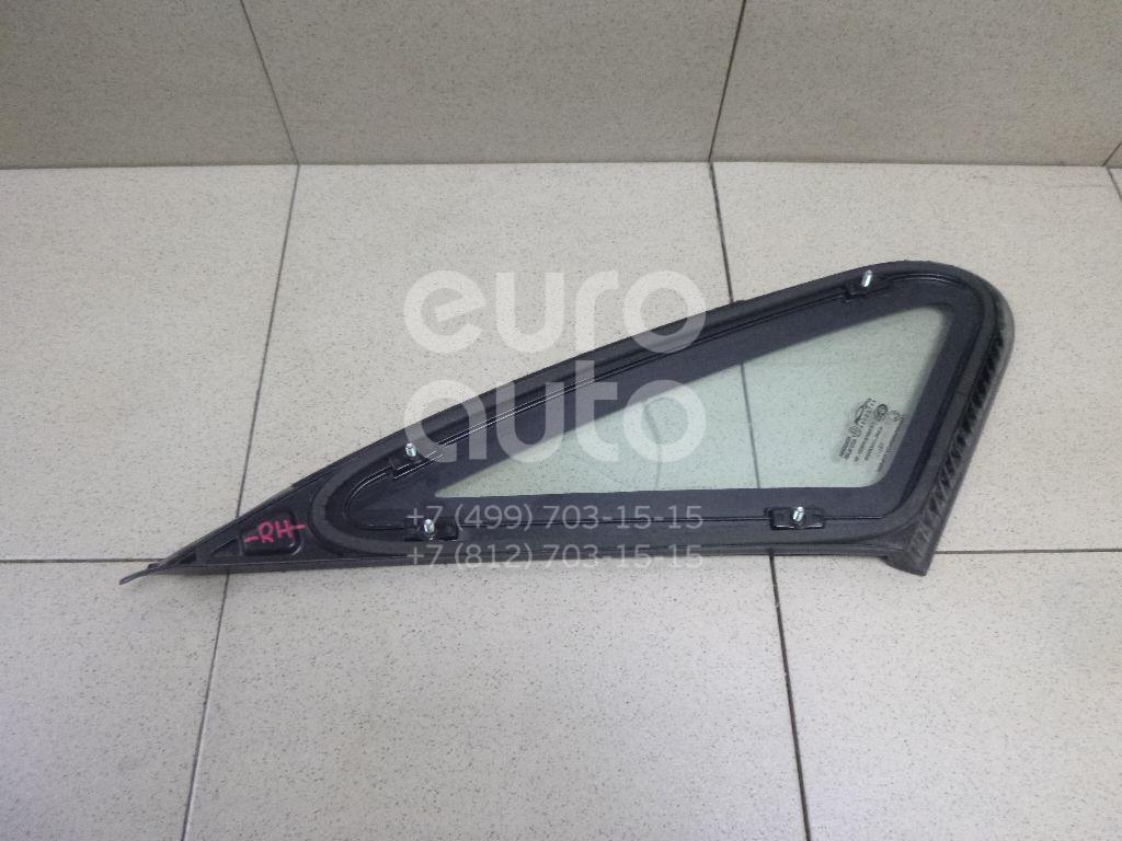 Стекло кузовное глухое правое Daewoo Gentra II 2013-2015; (96545218)  - купить со скидкой