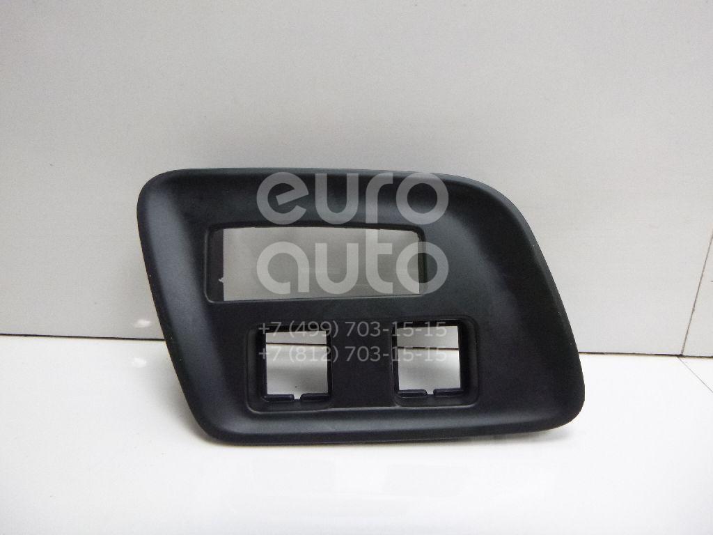 Купить Накладка (кузов внутри) Citroen C4 II 2011-; (8231SR)