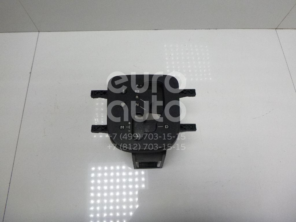 Купить Накладка (кузов внутри) Citroen C4 II 2011-; (2461H8)