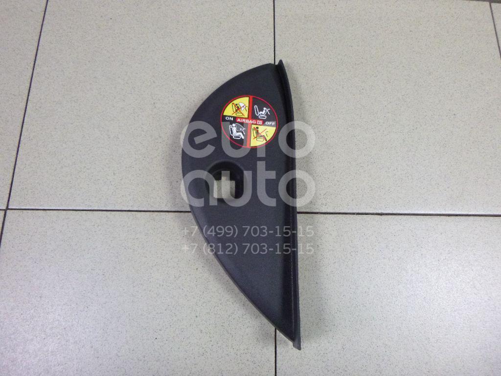 Купить Накладка декоративная Renault Megane III 2009-2016; (689201633R)