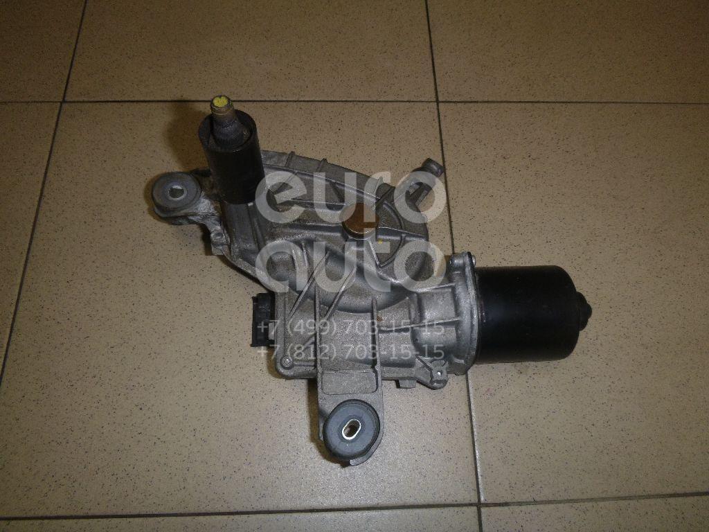 Моторчик стеклоочистителя передний Citroen C4 Picasso 2006-2014; (6405KS)  - купить со скидкой