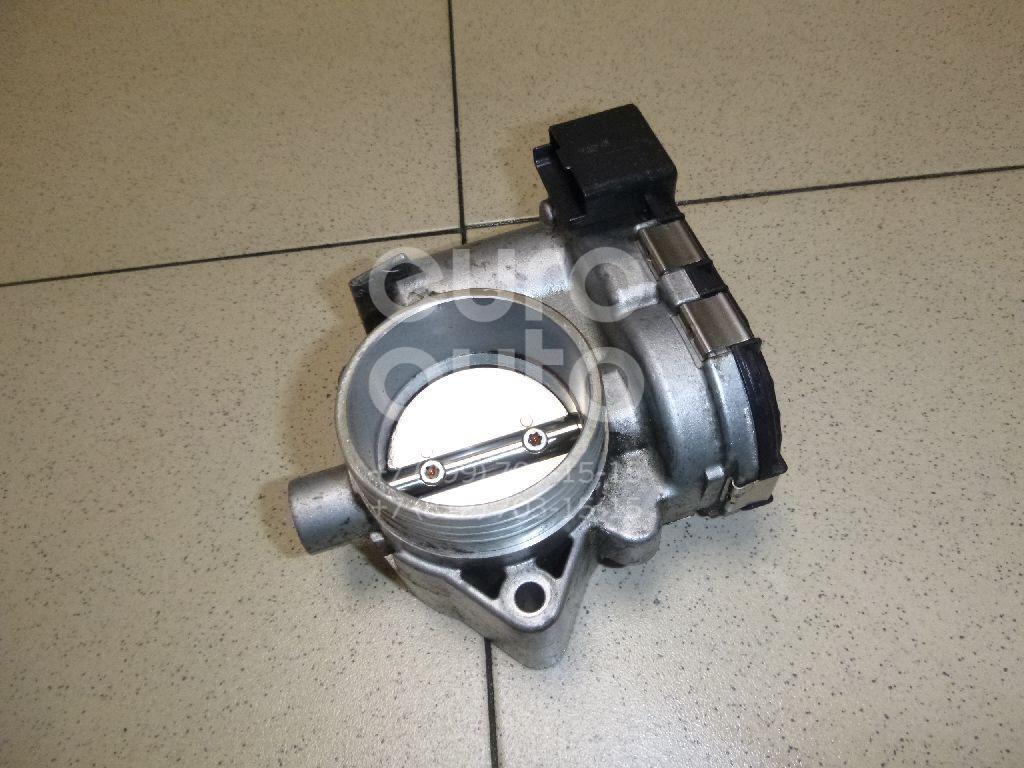 Купить Заслонка дроссельная электрическая Citroen C4 II 2011-; (9672486980)