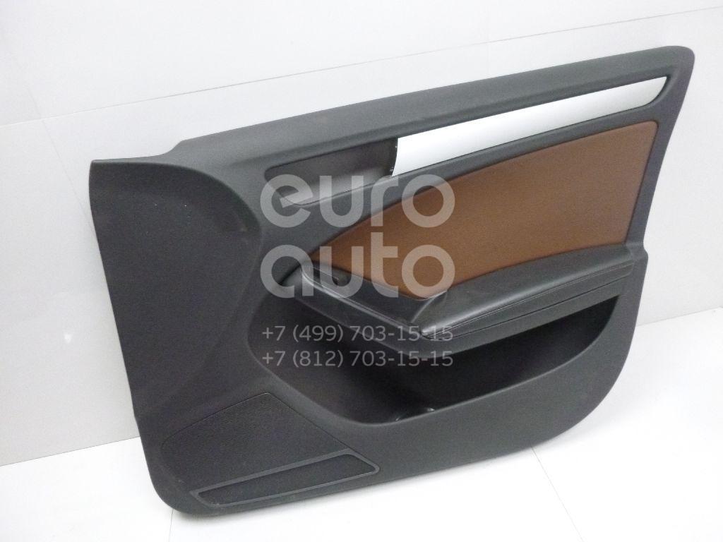Купить Обшивка двери передней правой Audi A4 [B8] Allroad 2010-2015; (8K0867104AYFU)