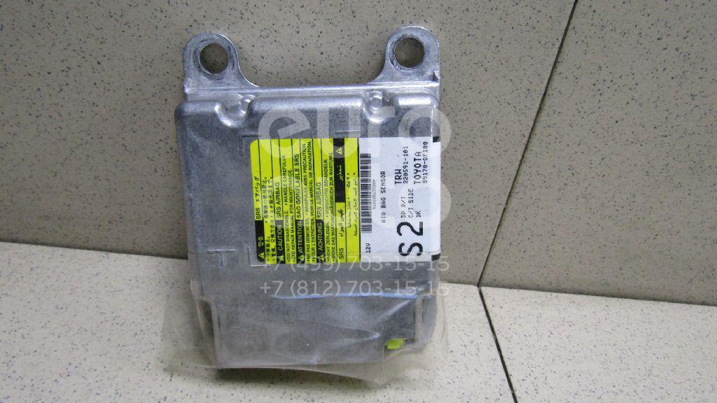 Купить Блок управления AIR BAG Toyota Verso 2009-; (891700F100)