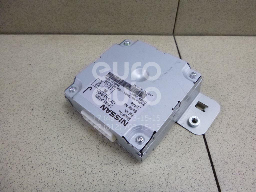 Блок электронный Nissan X-Trail (T31) 2007-2014; (284A1JG000)  - купить со скидкой