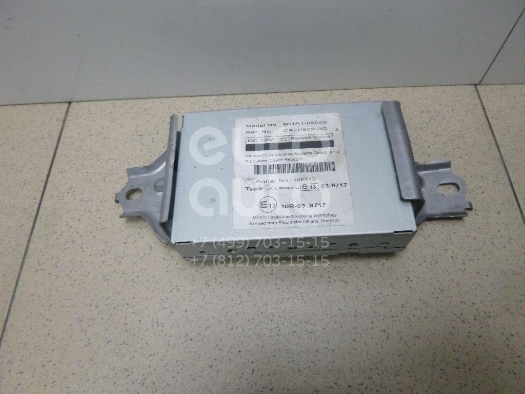 Купить Блок электронный Toyota Verso 2009-; (861A102020)