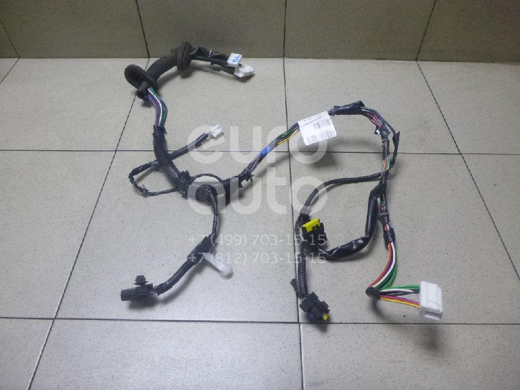 Купить Проводка (коса) Nissan Navara (D40) 2005-2015; (24124EB302)
