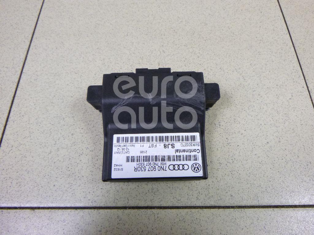 Купить Блок электронный Skoda Octavia (A5 1Z-) 2004-2013; (7N0907530H)