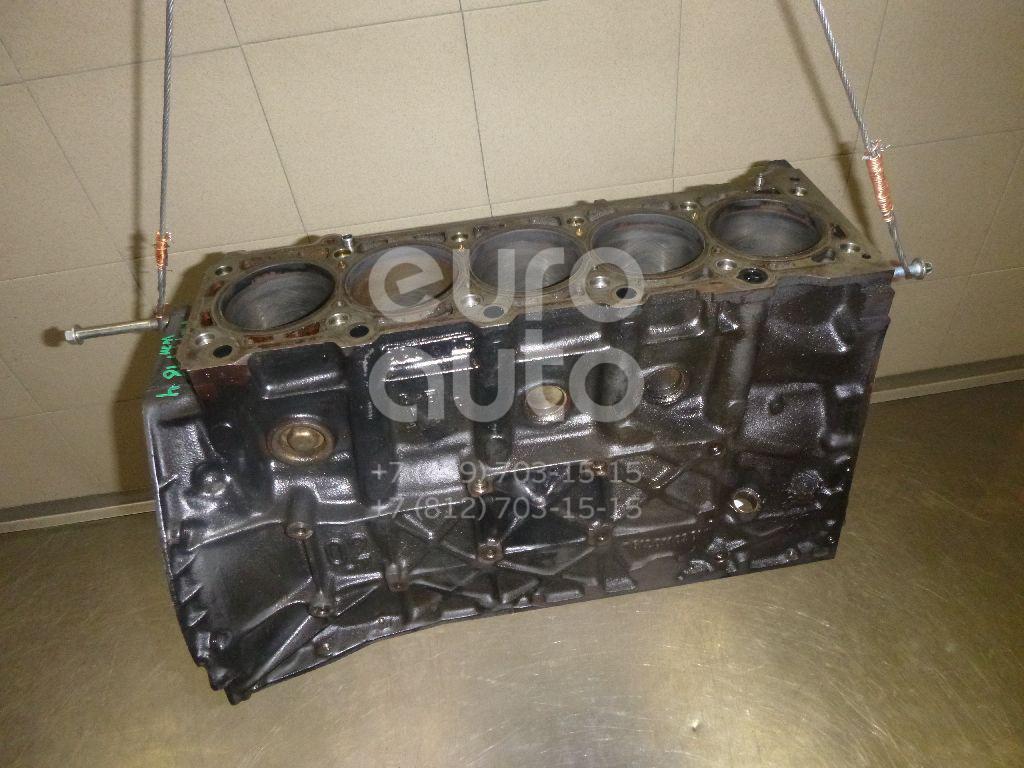 Блок двигателя Mercedes Benz W211 E-Klasse 2002-2009; (6120101205)