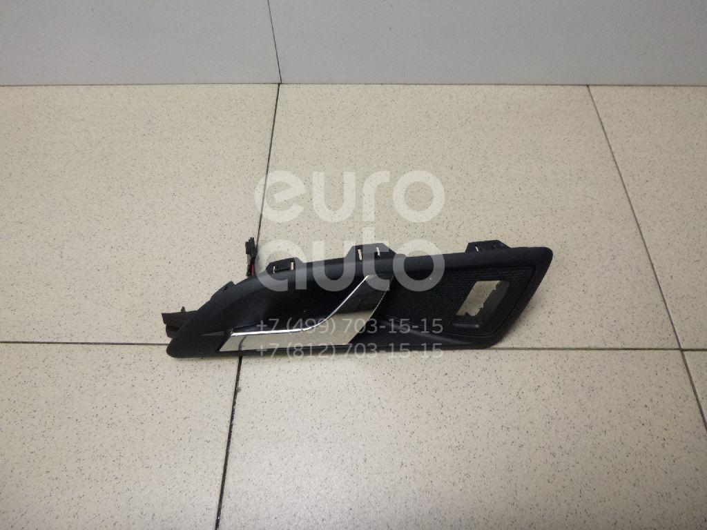 Купить Ручка двери задней внутренняя левая Skoda Octavia (A5 1Z-) 2004-2013; (1Z0839221A739)