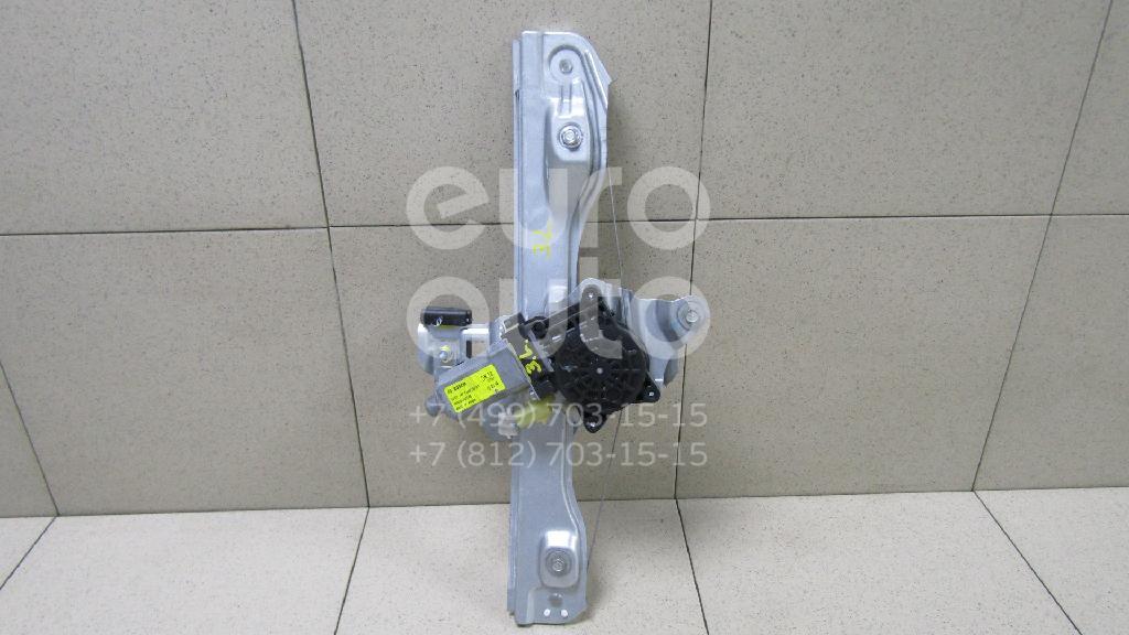 Купить Стеклоподъемник электр. задний левый Chevrolet Aveo (T300) 2011-; (95391135)