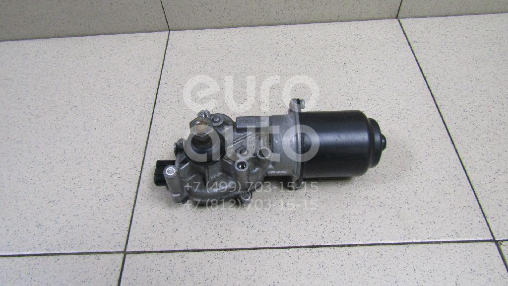 Купить Моторчик стеклоочистителя передний Mitsubishi Lancer (CX, CY) 2007-; (8250A170)