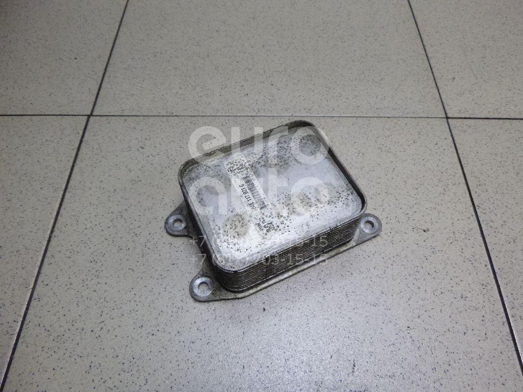 Радиатор масляный Skoda Octavia (A7) 2013-; (04E117021C)  - купить со скидкой