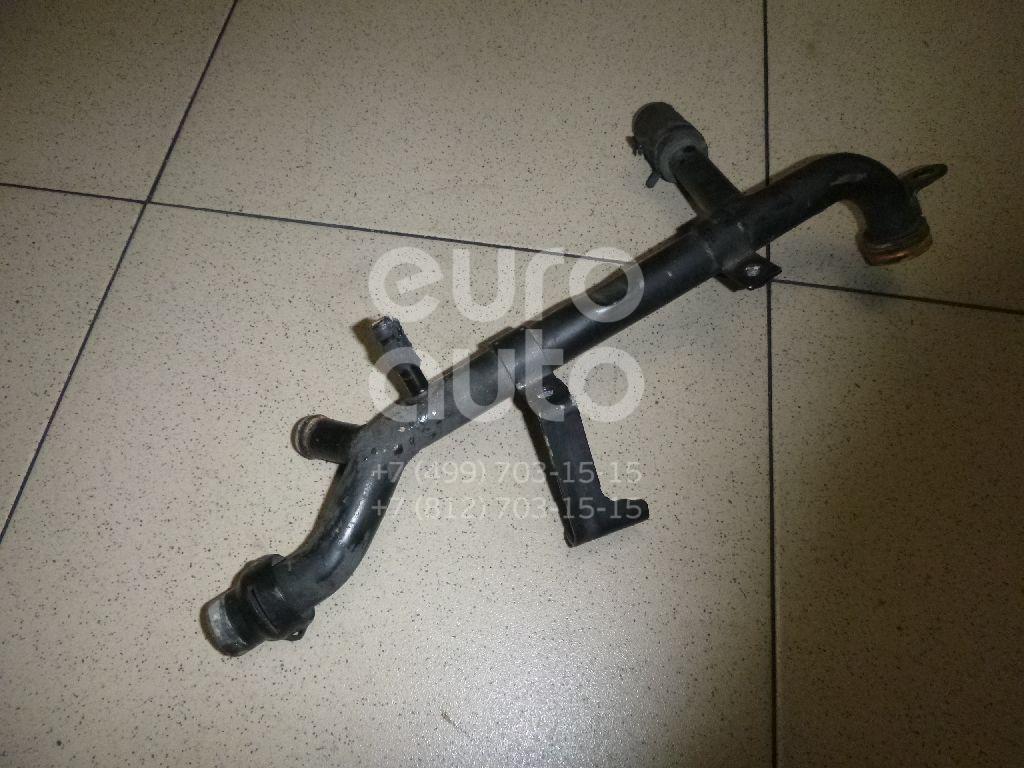 Купить Трубка охлажд. жидкости металлическая Audi A6 [C5] 1997-2004; (06B121065AA)