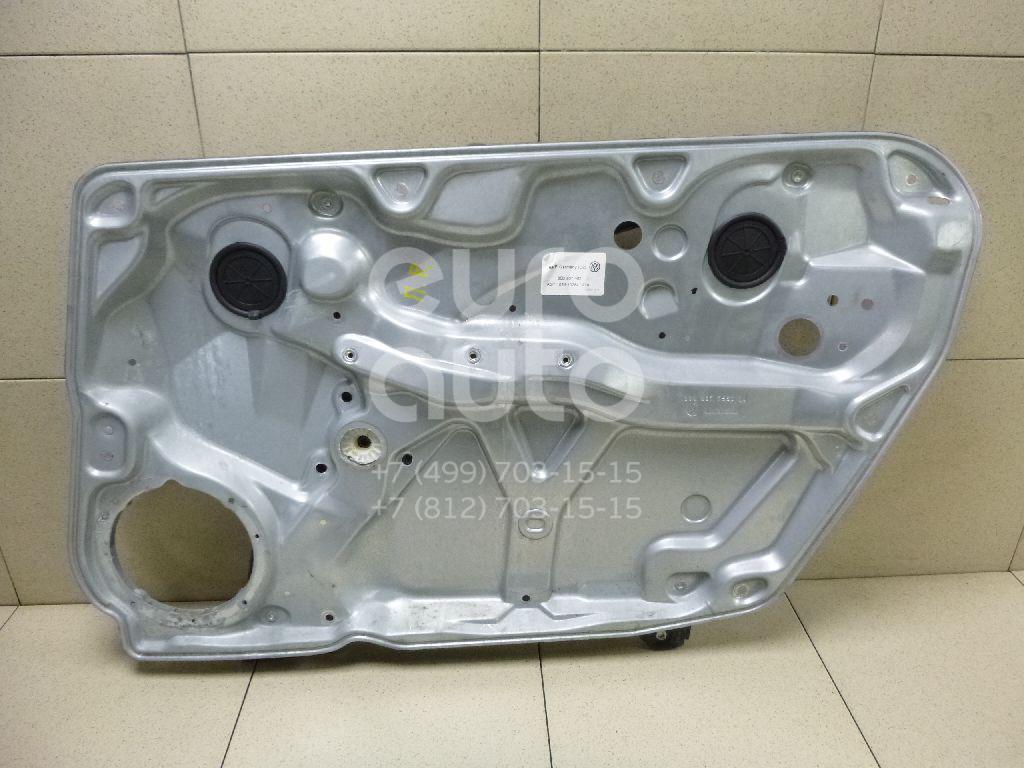 Купить Стеклоподъемник электр. передний правый VW Passat [B5] 2000-2005; (3B2837462)