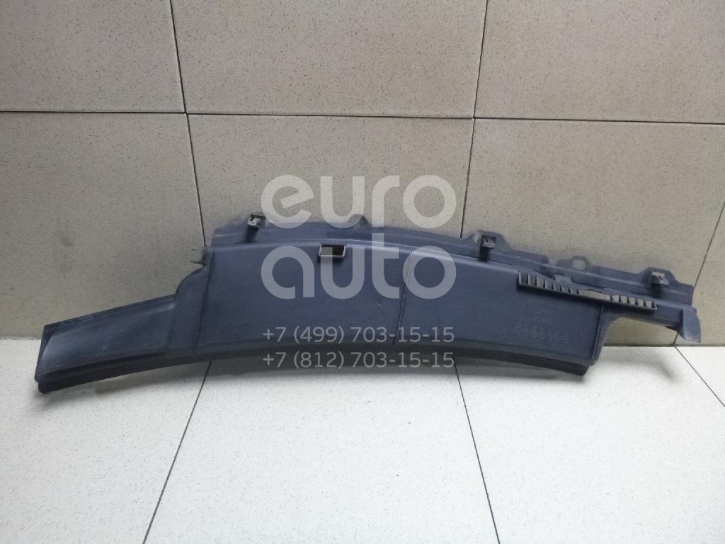 Купить Решетка стеклооч. (планка под лобовое стекло) Mazda Mazda 3 (BL) 2009-2013; (BBM4507P0)