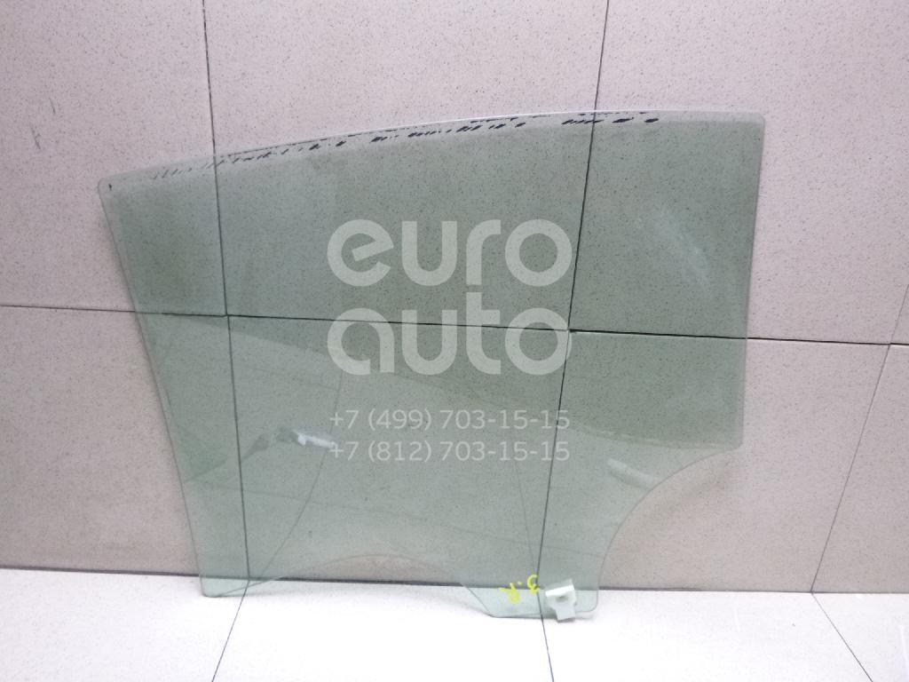Стекло двери задней правой Mazda Mazda 3 (BL) 2009-2013; (BBM572511A)  - купить со скидкой