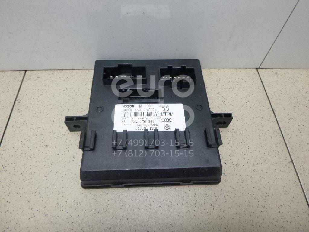 Купить Блок электронный Audi Q7 [4L] 2005-2015; (4F0907279)