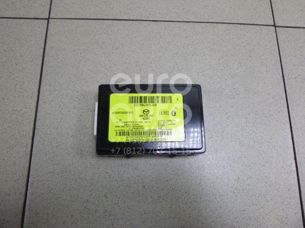 Купить Блок электронный Mazda Mazda 3 (BL) 2009-2013; (BBP366DHX)