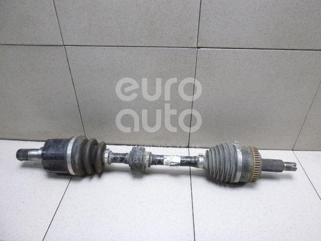 Купить Полуось передняя левая Kia Sportage 2010-2015; (495002Y100)