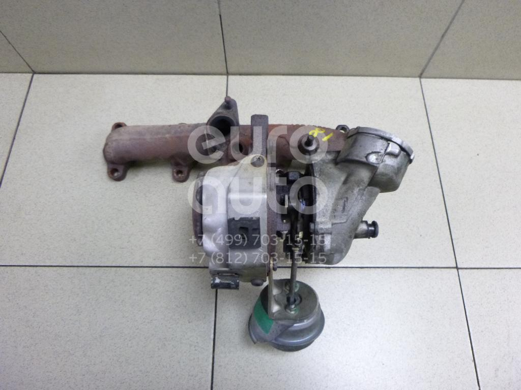 Купить Турбокомпрессор (турбина) VW Passat [B6] 2005-2010; (03G253014N)