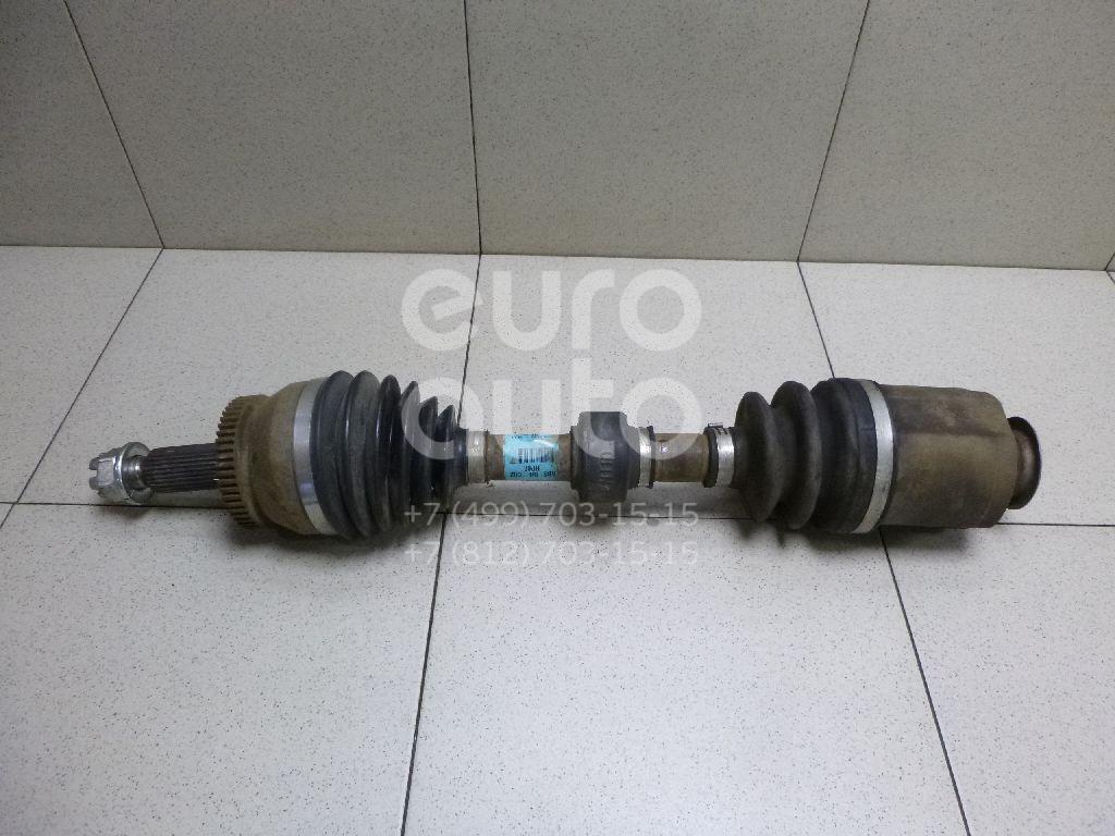 Купить Полуось передняя правая Kia Sorento 2009-; (495012P000)