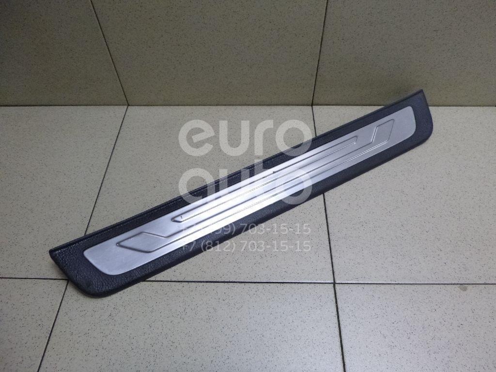 Купить Накладка порога (внутренняя) Kia Sorento 2009-; (858812P100VA)