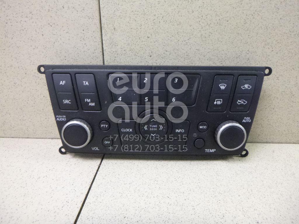 Купить Блок управления климатической установкой Nissan Almera N16 2000-2006; (28395BN805)