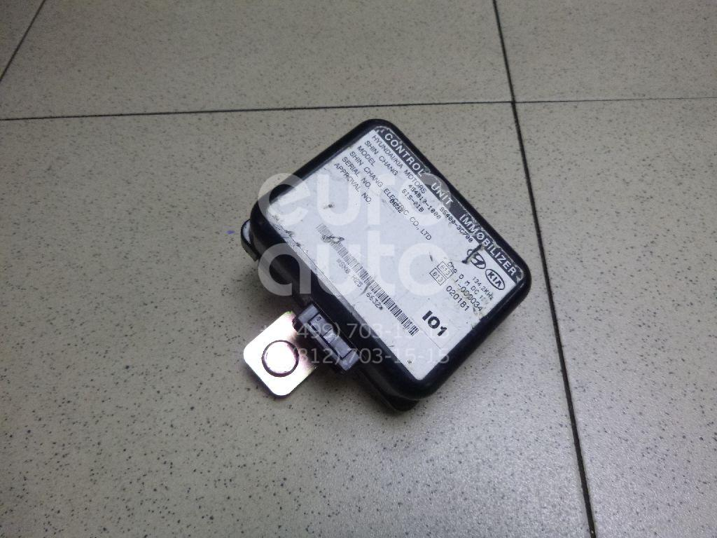 Купить Иммобилайзер Hyundai Sonata IV (EF)/ Sonata Tagaz 2001-2012; (954003C700)