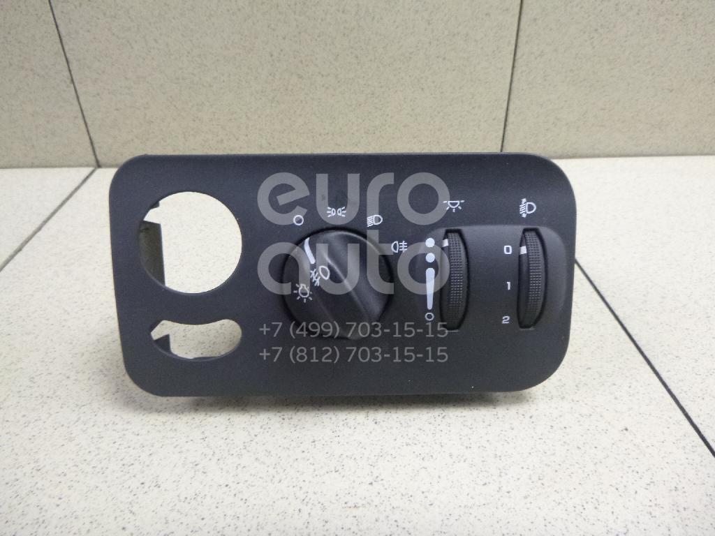 Купить Переключатель света фар Chrysler Voyager/Caravan (RG/RS) 2000-2008; (ZL711DVAD)